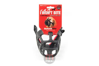 Interpet Mikki Mighty Muzzle (Black)