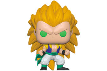 Dragon Ball Z Super Saiyan Gotenks US Exclusive Pop! Vinyl