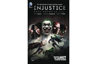 Injustice - Gods Among Us Year One: The Complete Collection
