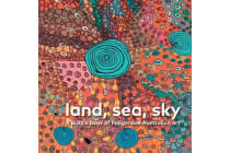 Land, Sea, Sky - A Puzzle Book of Indigenous Australian Art