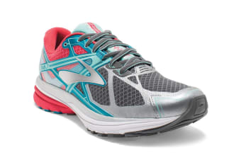 Brooks Women's Ravenna 7 (Smoked Pearl/Paradise/Capri Breeze)