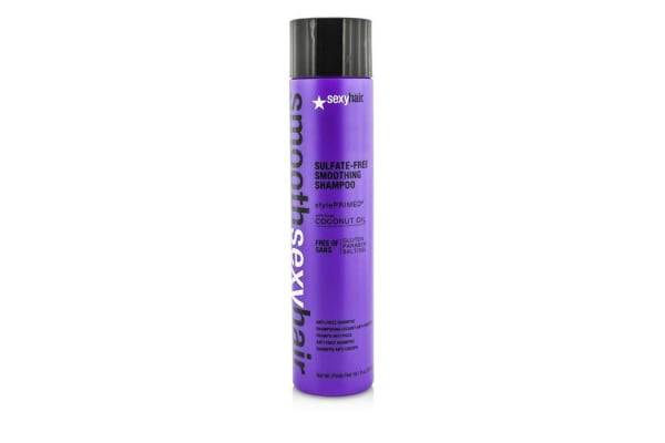 Sexy Hair Concepts Smooth Sexy Hair Sulfate-Free Smoothing Shampoo (Anti-Frizz) (300ml/10.1oz)