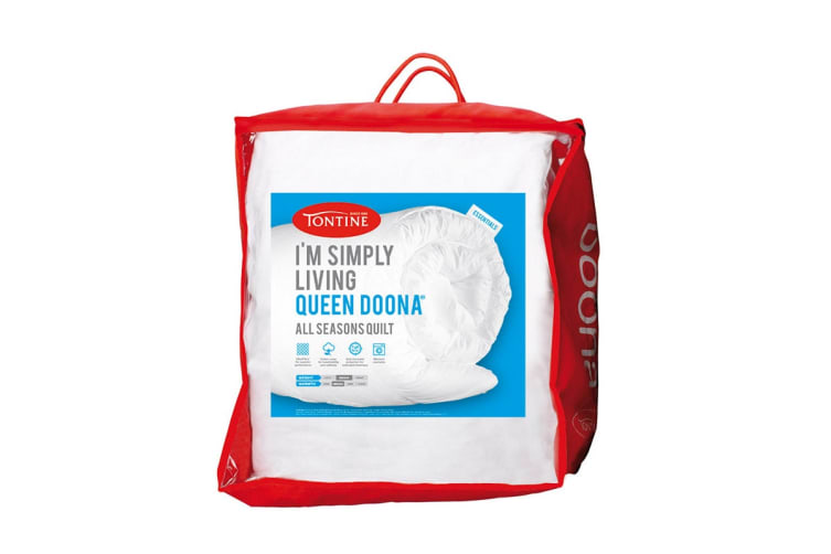 Tontine Simply Living Quilt (Single)