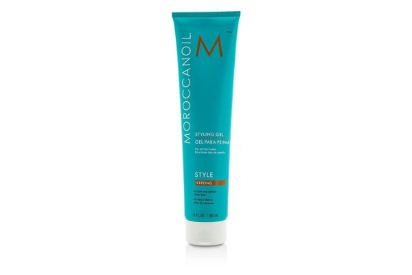 Moroccanoil Styling Gel - # Strong (180ml/6oz)
