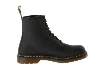 Dr. Martens 1460 Greasy Shoe (Black, Size UK 11)