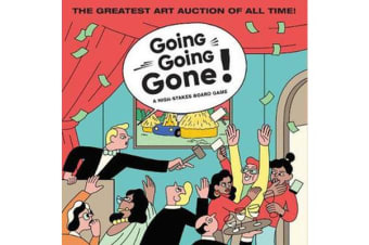 Going, Going, Gone! - A High-Stakes Board Game