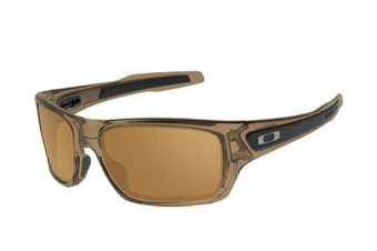 Oakley Turbine OO9263 02 Brown Smoke Mens Sunglasses