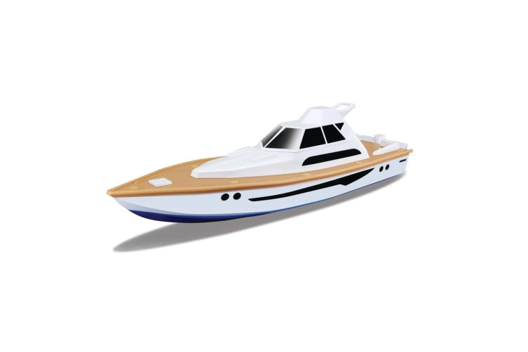 Maisto Tech RC Super Yacht Rechargeable Boat Remote Control Kids Skill 3 Toy 8y+