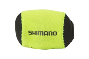 Shimano Extra Small Neoprene Fishing Reel Cover to Suit Baitcaster Reels