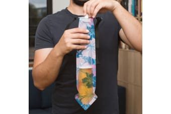 The Amazing Beer Tie |   Fill it - Wear it - Drink from it!
