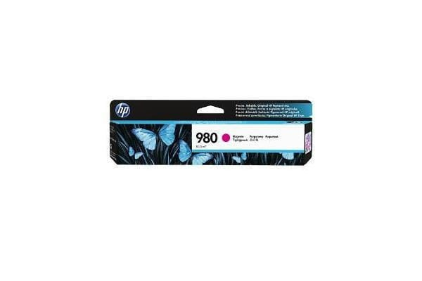 HP 980 MAGENTA INK CARTRIDGE D8J08A