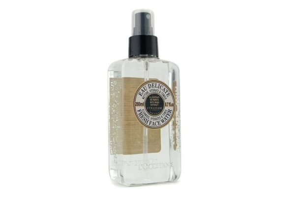 L'Occitane Shea Butter Fresh Face Water (200ml/6.7oz)