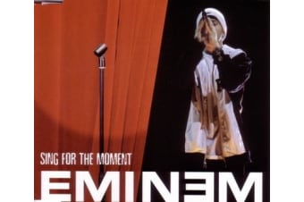 Eminem – Sing For The Moment PRE-OWNED CD: DISC LIKE NEW