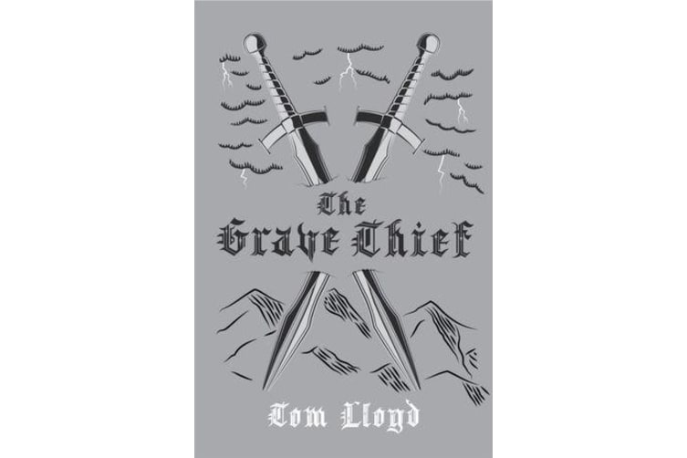 The Grave Thief - Book Three of The Twilight Reign