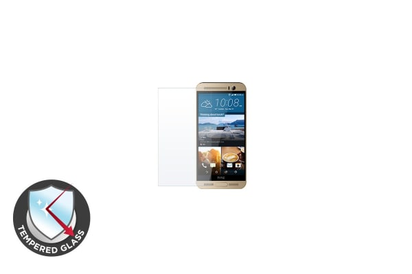 Premium Tempered Glass Screen Protector for HTC One M9
