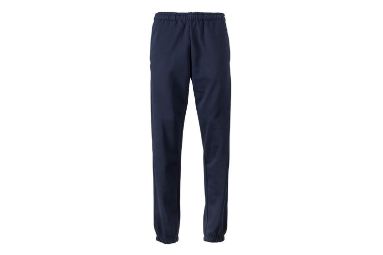 James and Nicholson Mens Jogging Pants (Navy) (M)