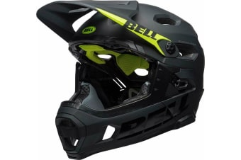Bell Super DH MIPS Bike Helmet MAT/GLS Black Large 58-62cm