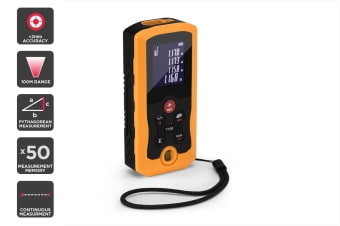 Certa 100m Precision Laser Distance Measurer