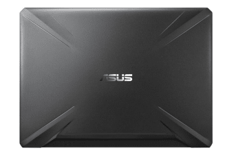 "ASUS TUF Gaming FX505DD Black Notebook 39.6 cm (15.6"") 1920 x 1080 pixels AMD"