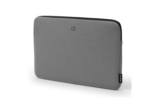 "Dicota Skin BASE sleeve bag for 13""-14.1""  Notebook /Laptop (Grey) Euro Design"