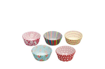 Sweetly Does It Assorted Paper Cake Cases Brights 250pc