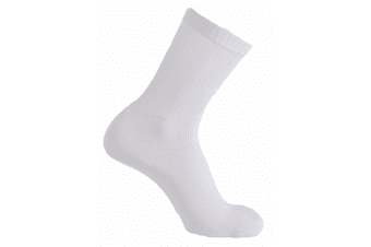 Horizon Mens Multi Sport Crew Socks (Pack Of 5) (Black/Grey)