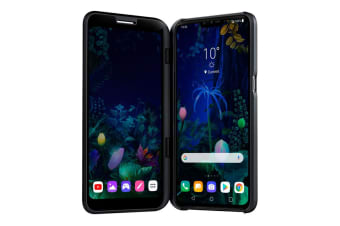 "LG V50 ThinQ (5G, 6.4"", 128GB/6GB, Tel) - Black"