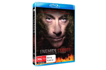 Enemies Closer Blu-ray Region B
