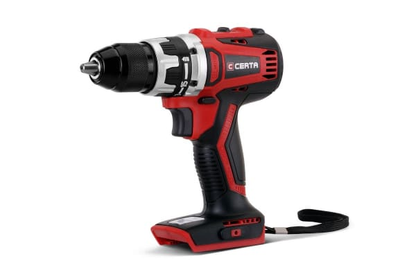 Certa PowerPlus 18V Brushless Drill (Skin Only)