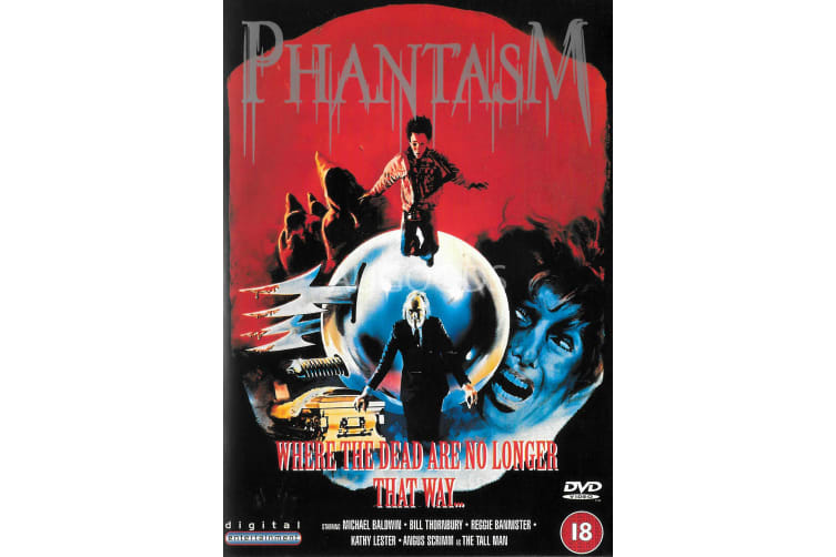 Phantasm - Rare- Aus Stock DVD Preowned: Excellent Condition