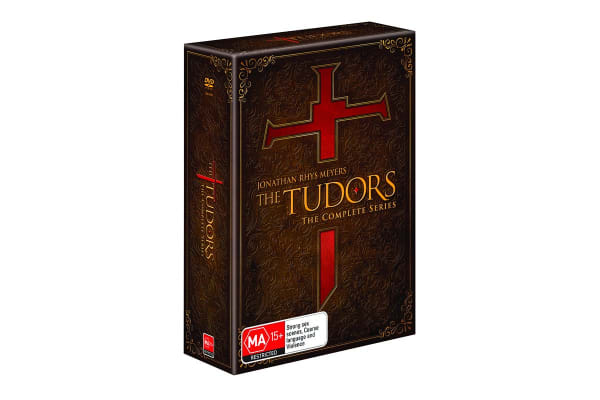 The Tudors: The Complete Series DVD