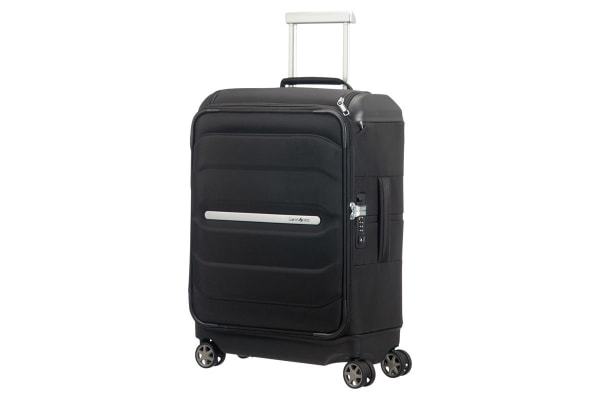 Samsonite Octolite SS Carry-On Spinner Luggage Case (Navy Blue)