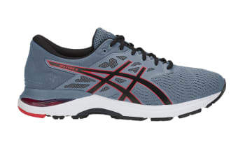 ASICS Men's GEL-Flux 5 Running Shoe (Steel Blue/Peacoat, Size 8)