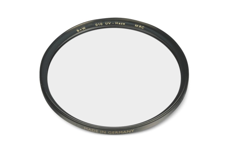 B+W F-Pro 010 UV Haze MRC Filter - 86mm