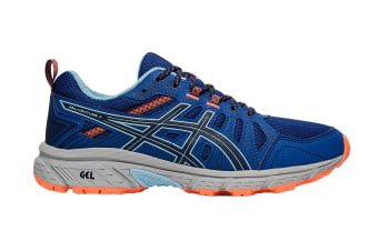 ASICS Women's Gel-Venture 7 Running Shoe (Blue Expanse/Heritage Blue, Size 6 US)