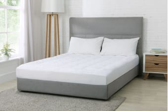 Trafalgar Bamboo Pillow Top Mattress Topper