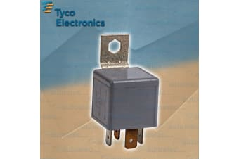TYCO 24V VOLT 30/40A AMP 5 PIN MINI SINGLE CHANGEOVER RELAY CLOSED OPEN NEW 1340