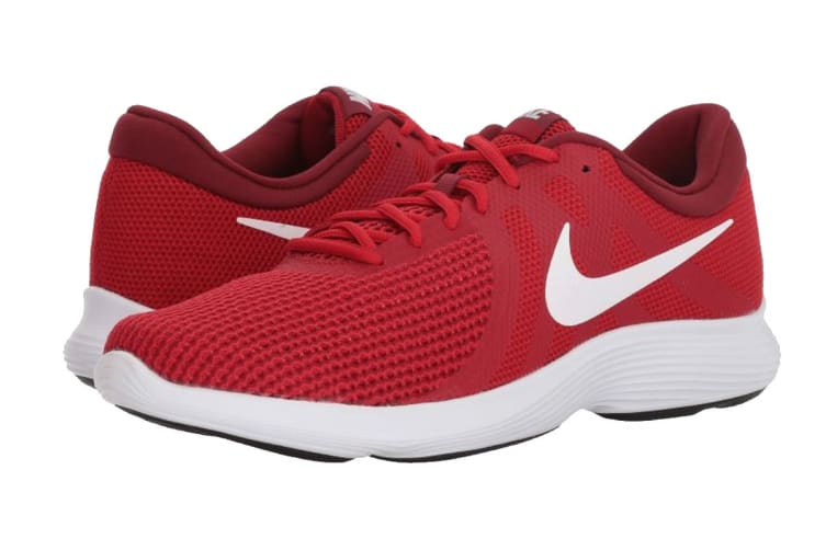 Nike Revolution 4 (Gym Red/White, Size 6Y US)