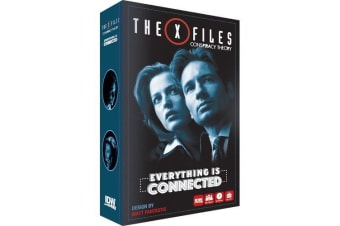 The X Files Conspiracy Theory