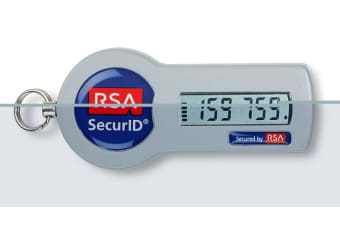 RSA Security SID700-6-60-36-50 hardware authenticator 3 year(s)