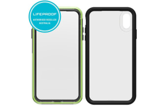 LifeProof Slam Rugged Case/Cover Drop Proof for iPhone Xs Max/Clear/Night Life