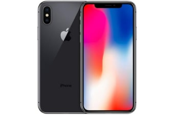 As New Apple iPhone X 64GB Space Grey (Local Warranty, 100% Genuine)