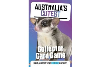 Australia's Most Cute - Collector Card Game