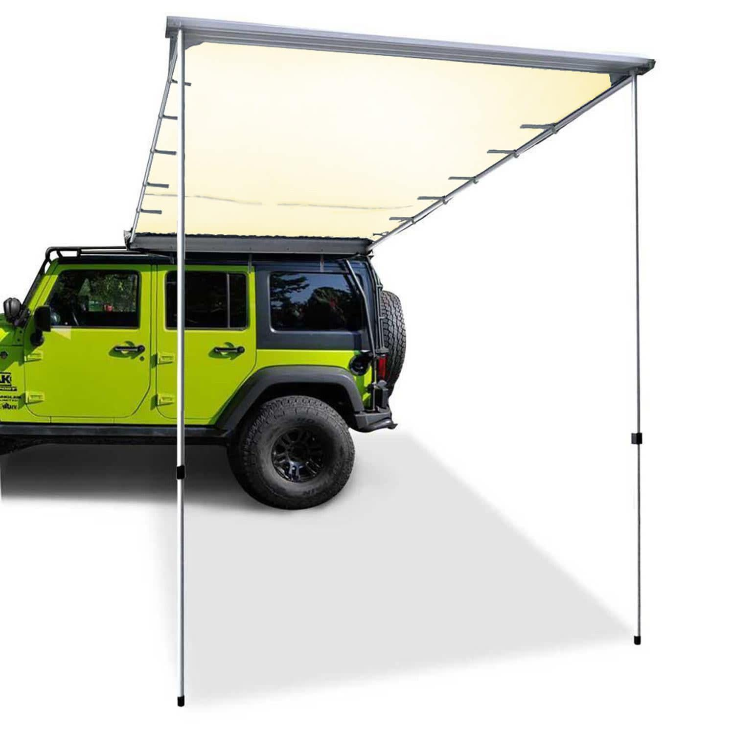 Image of 1.4m x 2m Car Side Awning Roof