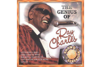 Ray: Genius of Ray Charles BRAND NEW SEALED MUSIC ALBUM CD - AU STOCK