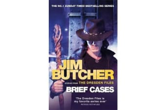 Brief Cases - The Dresden Files