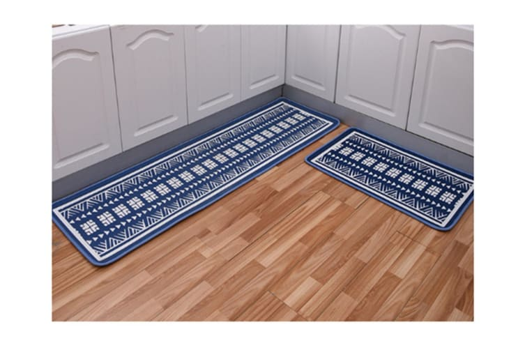 Non-Slip Kitchen Floor Mat Doormat Runner Rug - 7 , 50*80Cm