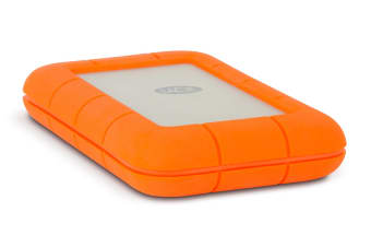 LaCie Rugged Thunderbolt Drop Resistant USB 3.0 Hard Drive