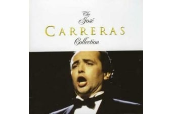 José Carreras : The Collection 2007 BRAND NEW SEALED MUSIC ALBUM CD - AU STOCK