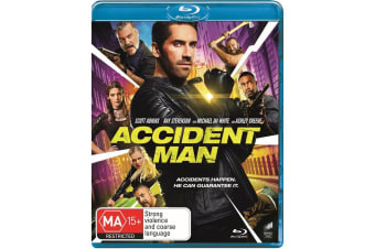 Accident Man Blu-ray Region B